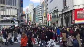 TOKYO CITY TRIP 2015