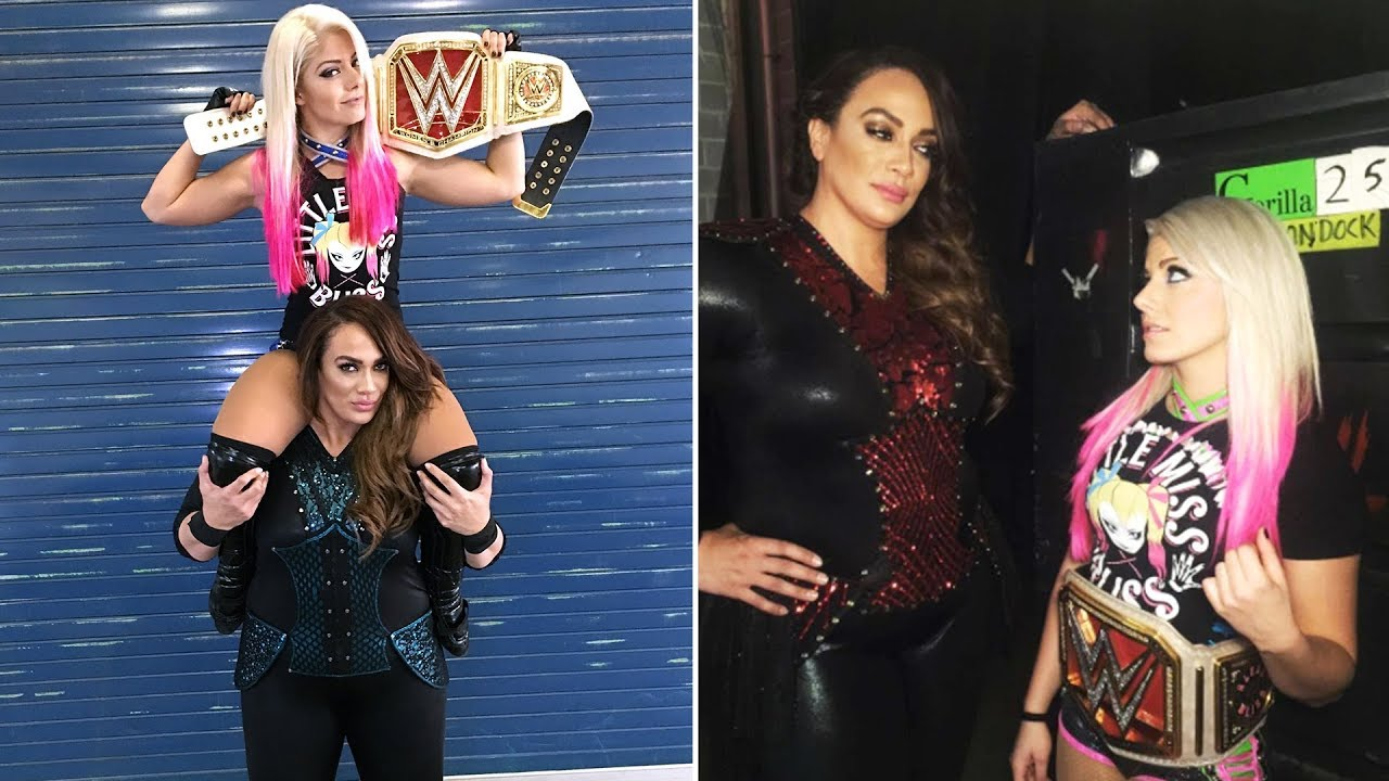 Alexa Bliss and Nia Jax are quickly becoming Raw's most unlikely BFFs
