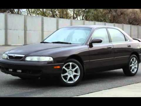1996 mazda 626 lx for sale in boise id youtube. Black Bedroom Furniture Sets. Home Design Ideas