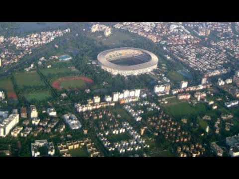 Salt lake stadium Kolkata. U-17 world cup India. bikash Bhawan