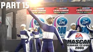 (Truck Finale and it is weird) NASCAR 2005 Chase For The Cup Career Mode Part #15