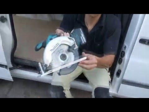 Видео обзор: Пила дисковая MAKITA DSS 610 Z
