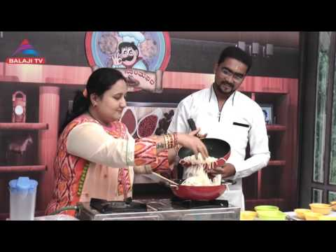 SSK SAVAJI  BALAJI TV  Swadist Nantughar  part 1