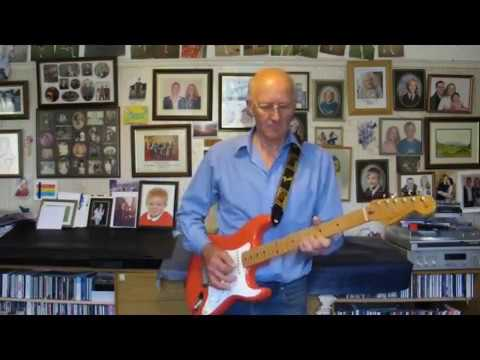 ROAD TO HELL PART 2  Chris Rea instrumental