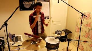 Justin Bieber - Sorry - Drum Cover by Kenneth Wong FEAT. TAYLER BUONO
