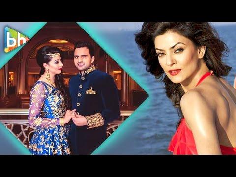 Sushmita Sen   Films Would Take Inspiration From Sana Adel Wedding
