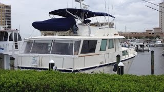 56 Hatteras 1981 Yacht for Sale