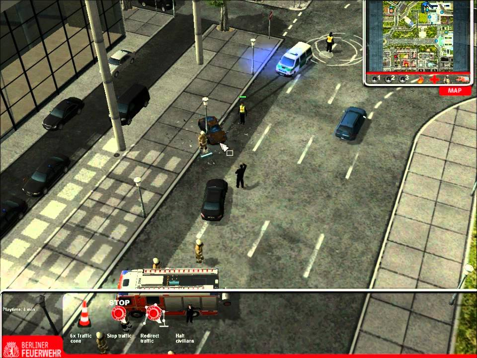 Lets play emergency 4 ers berlin 2 beta mod #051 berlin.