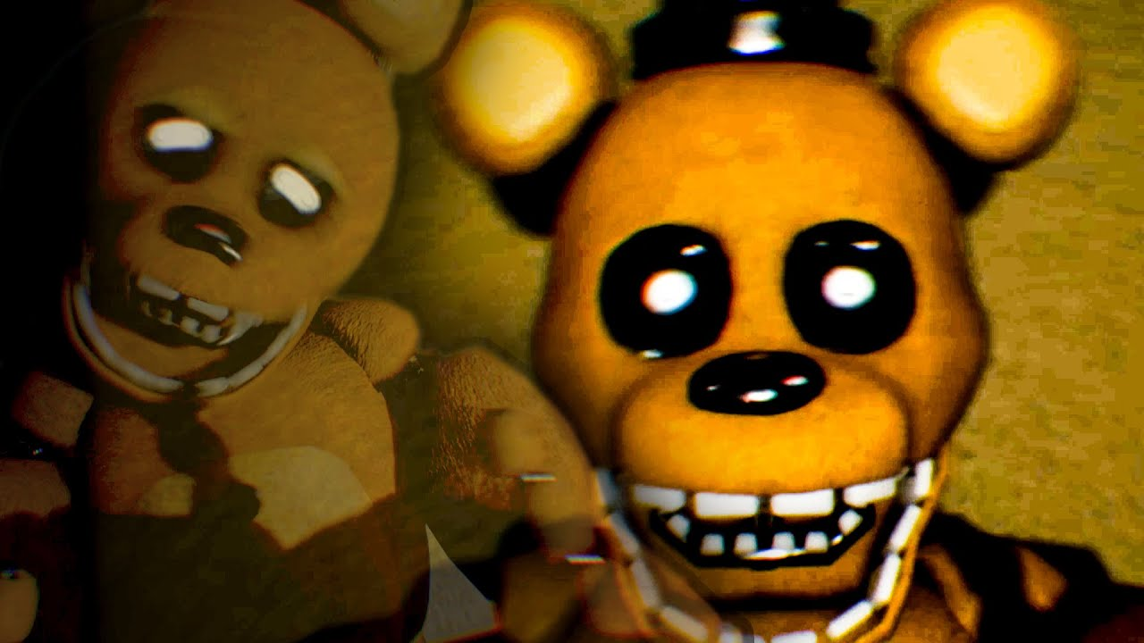 Fredbears family diner demo play now - Spring Freddy Jumpscare In Fredbears Family Diner Those Nights At Fredbear S Remake