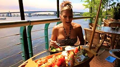 Sushi on the water...Koja Sushi restaurant, Jacksonville Florida:))