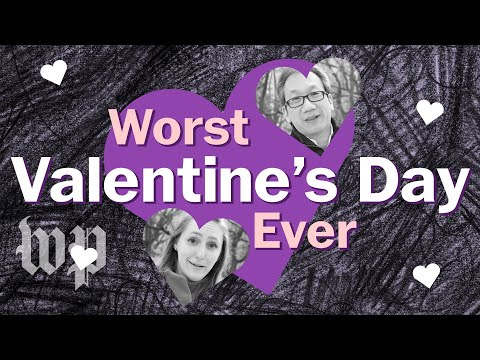 Valentine's Day off to a rocky start? They've had it worse.