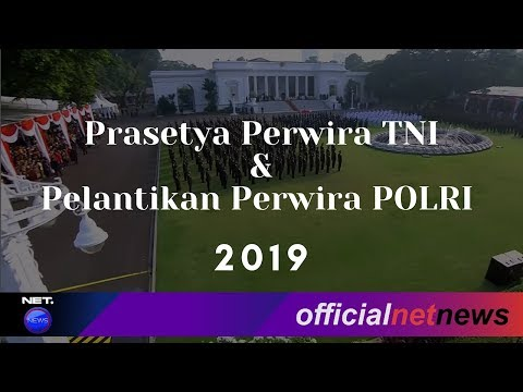 FULL LIVE STREAMING PRASPA TNI-POLRI 2019