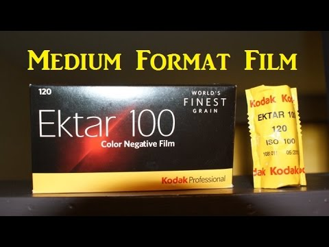 Medium format Film Photography