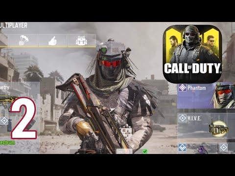 Call Of Duty: Mobile - Gameplay Walkthrough Part 2 - (iOS, Android)