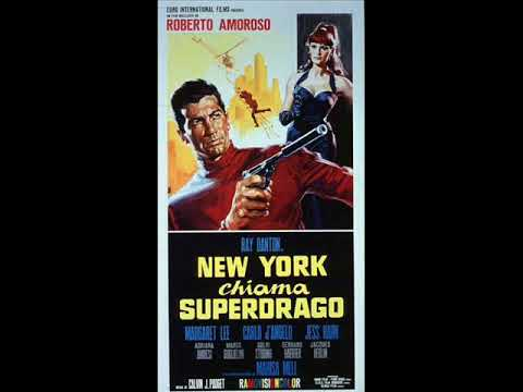 Superdrago shake (New York chiama Superdrago) - Benedetto Ghiglia - 1966
