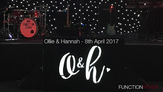 LIVE @ Ollie & Hannah's Wedding | April 2017