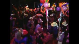 Carnaval de Sangayaico 2016