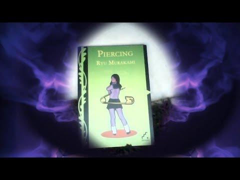 LIBROS DE TERROR: PIERCING  RYU MURAKAMI