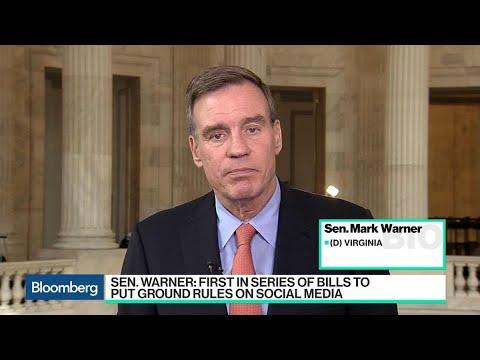 'Wild West' Days of Internet Over, Sen. Warner Says