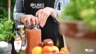 Lina Tipsar - Kall Gazpacho I Snygg Burk