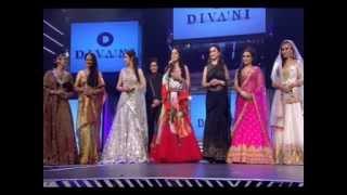 Bollywood stars walk the ramp for Yash Chopra