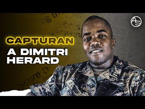 Cuál Era El Plan Que Tenían Las Autoridades Haitianas Con Dimitri Herard...