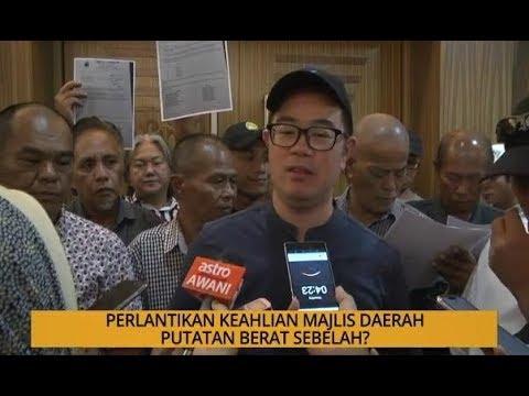 Kalendar Sabah: Perlantikan keahlian Majlis Daerah Putatan berat sebelah?