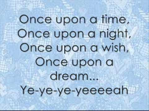 Emily Osment Once Upon A Dream Lyrics