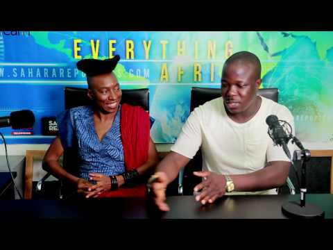 One On One Interview With Kunle Ade & Wunmi - Sunny Ade's 50th Anniversary