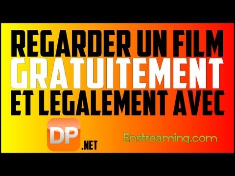 TUTO  Regarder un film gratuitement FR