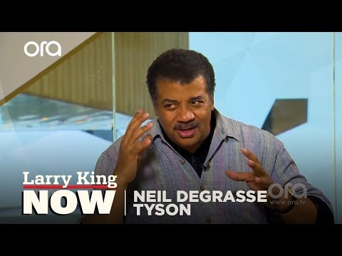 Neil deGrasse Tyson On If We Are Living In A Simulated World, Future Of AI,  US Paris Agreement