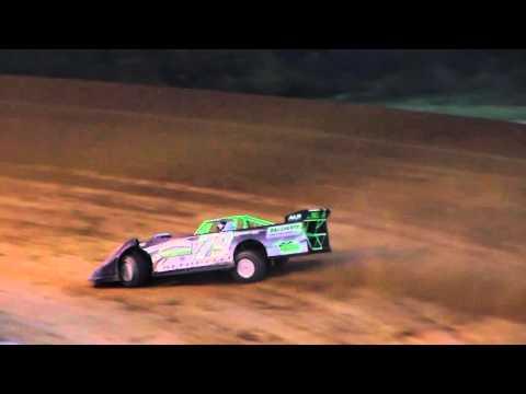 "Dog Hollow Speedway - 10/10/15 Super Late Models ""Run What You Brung"", Heat Race #2"