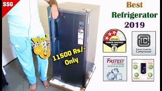 Best Refrigerator of 2019 Under 12000 Rs - LG Refrigerator GL-B191KDSW Review in Hindi