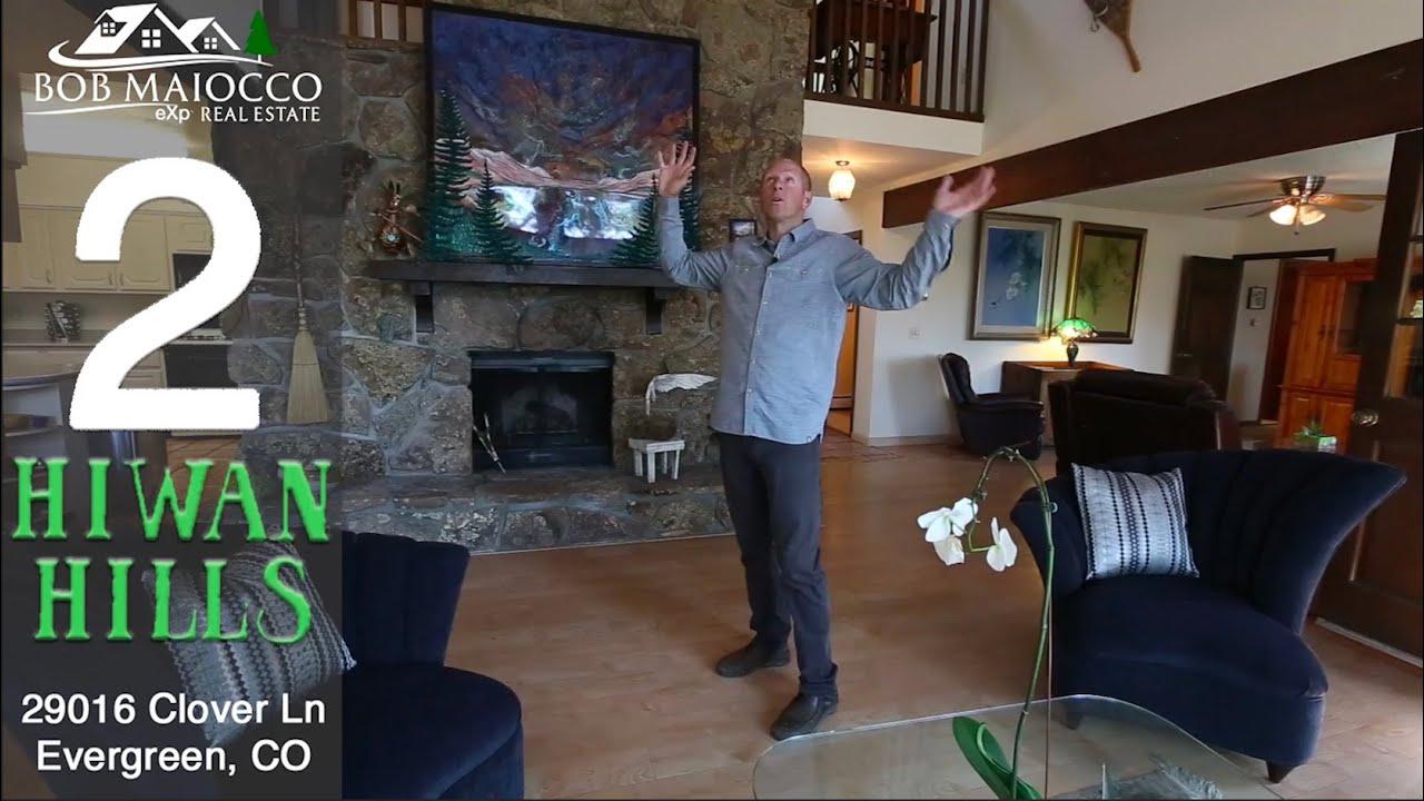 Bob's Top 5 Reasons To Love 29016 Clover Lane Hiwan Hills Evergreen