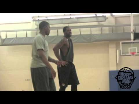 In The Gym: Phoenix Suns Rookie Alex Oriakhi