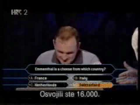 Who wants to be a Millionaire Charles Ingram 5