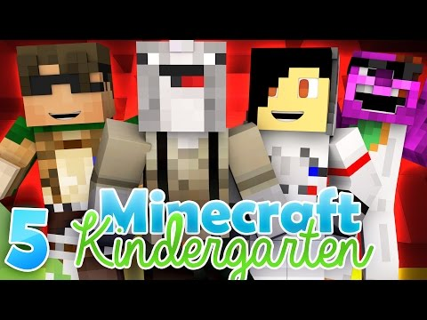 The Play   Minecraft Kindergarten [Ep.5 Minecraft Interactive Roleplay]