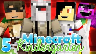 The Play | Minecraft Kindergarten [Ep.5 Minecraft Interactive Roleplay]