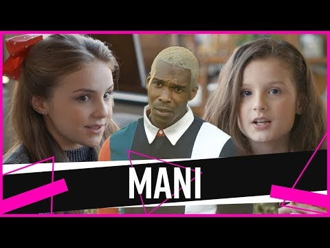 "MANI 2 | Piper & Hayley in ""Mani Drama"" 