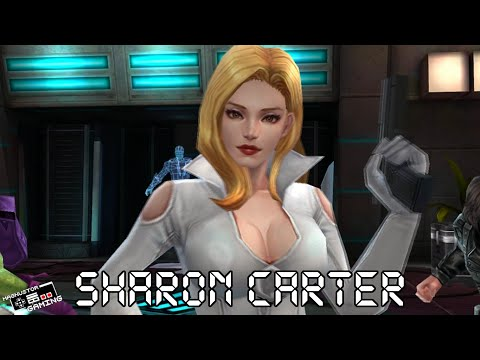 MARVEL: Future Fight - Sharon Carter Unlocked