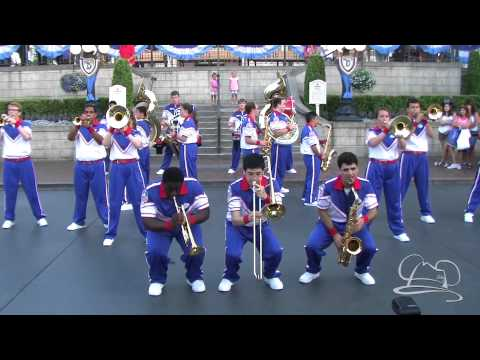 Earth Wind & Fire Medley - 2015 Disneyland All American College Band