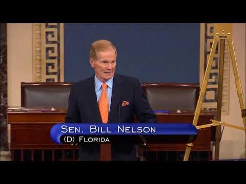 Sen. Bill Nelson Discusses Crisis in Puerto Rico on Senate Floor - 10.16.17