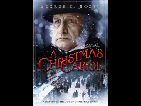 George C Scott A Christmas Carol.A Christmas Carol 1984 Full Movie