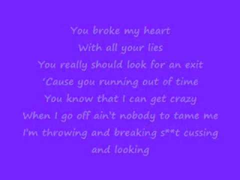 Jazmine Sullivan  10 Seconds With Lyrics