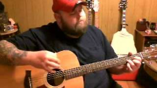 Blues Man (cover) Hank Williams Jr.