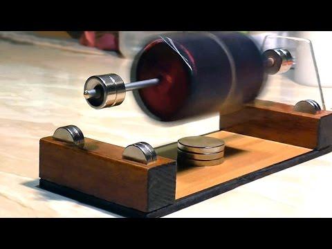 Мендосинский мотор. Изготовление