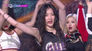 Baixar Uh-Oh - (G)I-DLE (여자)아이들 [뮤직뱅크 Music Bank] 20190712