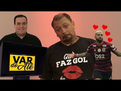 GABIGOL é mais ATACANTE DO AMOR que o LOVE - VAR do Alê Oliveira #29