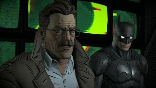 Telltale s Batman The Enemy Within Gameplay Debut - SDCC 2017