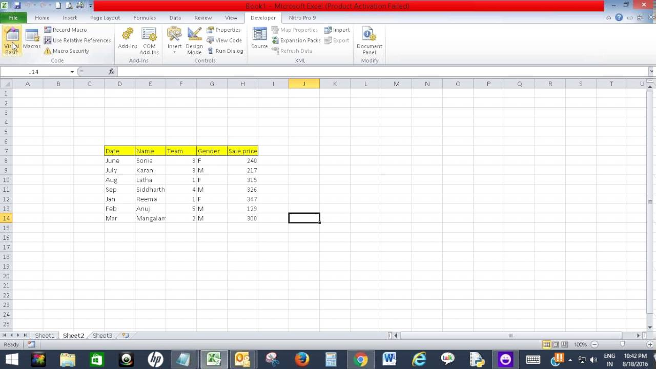 count blank cells in excel using vba excel vba last row the complete tutorial and code. Black Bedroom Furniture Sets. Home Design Ideas